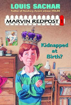 Kidnapped At Birth? (Marvin Redpost 1, paper), Sachar, Louis