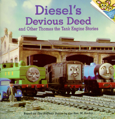 Image for Diesel's Devious Deed and Other Thomas the Tank Engine Stories (Thomas & Friends) (Pictureback(R))