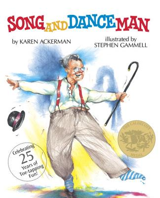 Image for SONG AND DANCE MAN