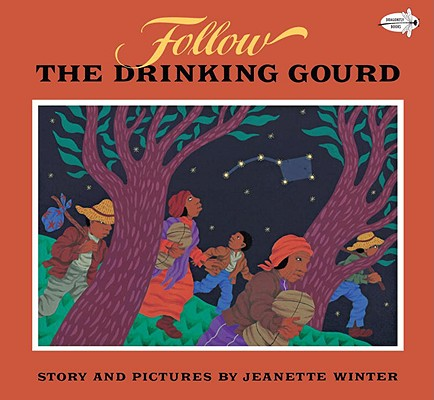Image for Follow the Drinking Gourd (Dragonfly Books)