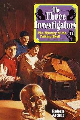 Image for The Mystery of the Talking Skull (Three Investigators Classics,Book 11)