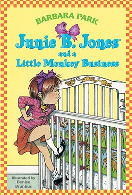 Image for Junie B. Jones and a Little Monkey Business (Junie B. Jones 2, paper)