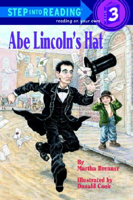 Abe Lincoln's Hat (Step into Reading, Step 3), Martha Brenner
