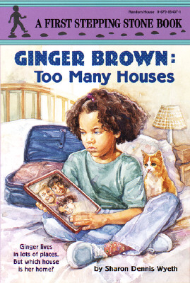 Image for TOO MANY HOUSES GINGER BROWN