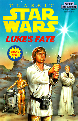 Image for Luke's Fate (Step into Reading, Step 3, paper)