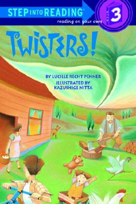 Image for Twisters!; Step Into Reading Step 2 Grades 1-3