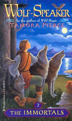Wolf-Speaker, Pierce, Tamora
