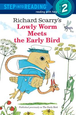 Image for Richard Scarry's Lowly Worm Meets the Early Bird