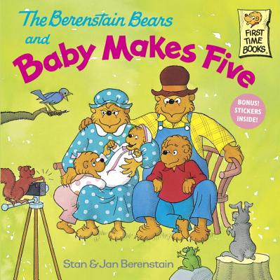 Image for The Berenstain Bears and Baby Makes Five