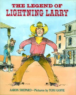 Image for The Legend of Lightning Larry