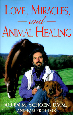 Image for Love, Miracles, and Animal Healing: A Veterinarian's Journey from Physical Medicine to Spiritual Understanding