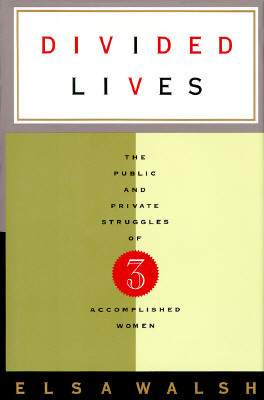Image for Divided Lives: The Public and Private Struggles of Three Accomplished Women