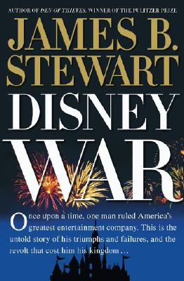 Disney War, JAMES B. STEWART