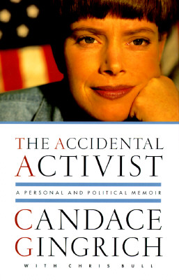 Image for ACCIDENTAL ACTIVIST : A PERSONAL AND POLITICAL MEMOIR WITH CHRIS BULL