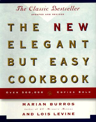 Image for The NEW ELEGANT BUT EASY COOKBOOK