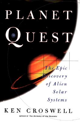 Image for PLANET QUEST: The Epic Discovery of Alien Solar Systems