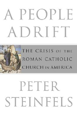 Image for A People Adrift : The Crisis of the Roman Catholic Church in America
