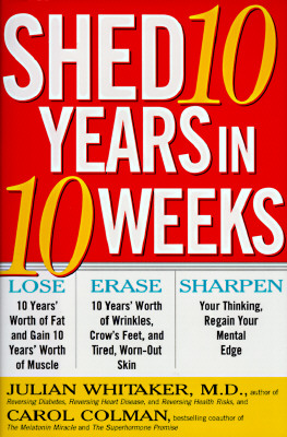Image for Shed 10 Years in 10 Weeks