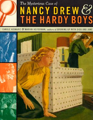 Image for MYSTERIOUS CASE NANCY DREW & HARDY BOYS