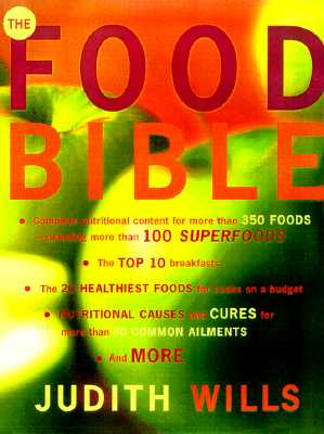 Image for The Food Bible