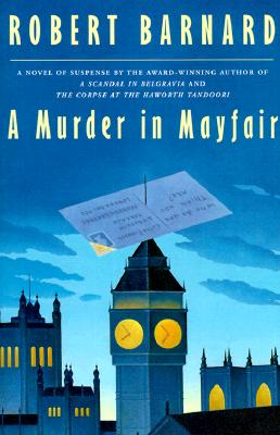 Image for A Murder in Mayfair: A Novel of Suspense