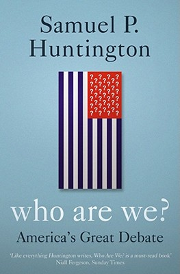 Image for Who Are We? : America's Great Debate