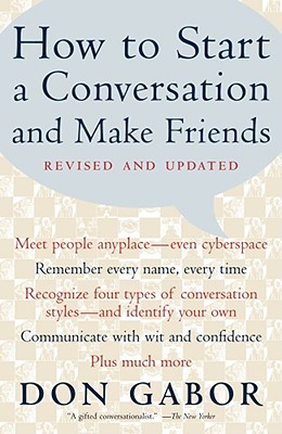 Image for HOW TO START A CONVERSATION AND MAKE FRIENDS