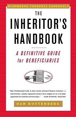 Image for The Inheritors Handbook: A Definitive Guide For Beneficiaries (Bloomberg Personal Bookshelf)