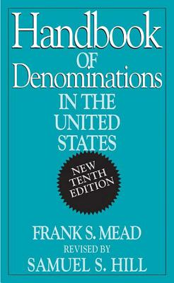 Image for Handbook of Denominations in the United States (10th Edition)