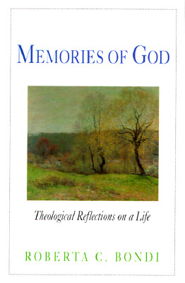 Image for Memories of God