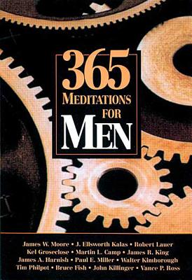 Image for 365 Meditations for Men