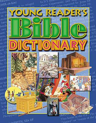 Image for Young Reader's Bible Dictionary
