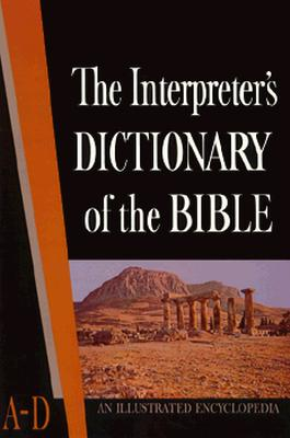 Image for The Interpreter's Dictionary of the Bible (5 Volume set)