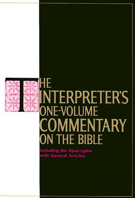 Image for The Interpreter's One-Volume Commentary on the Bible
