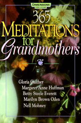 Image for 365 Meditations for Grandmothers