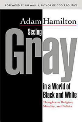 Image for Seeing Gray in a World of Black and White: Thoughts on Religion, Morality, and Politics