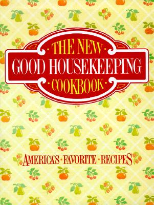 Image for The New Good Housekeeping Cookbook