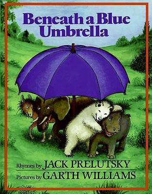 Image for Beneath a Blue Umbrella
