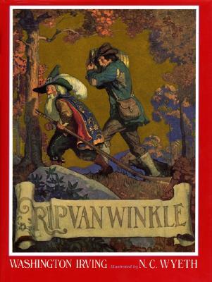 Rip Van Winkle (Books of Wonder), Irving, Washington
