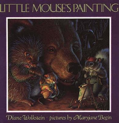 Image for LITTLE MOUSE'S PAINTING