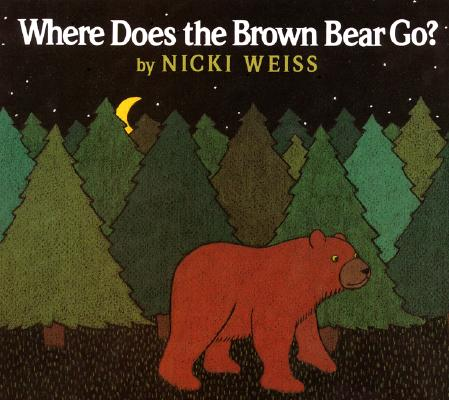 Image for Where Does the Brown Bear Go?