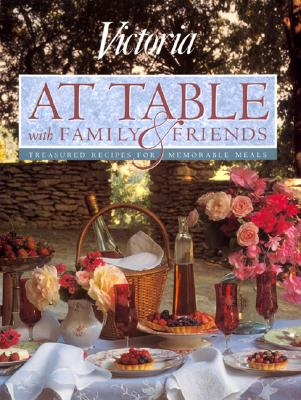 Image for Victoria at Table With Family and Friends