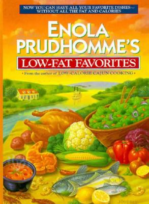 Image for Enola Prudhomme's Low Fat Favorites