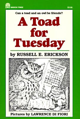Image for A Toad for Tuesday