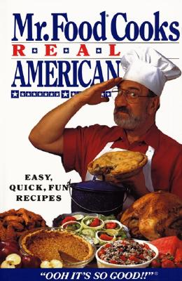 Image for MR. FOOD COOKS REAL AMERICAN