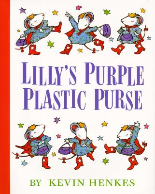Lilly's Purple Plastic Purse, Henkes, Kevin