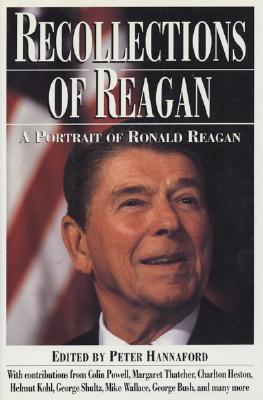 Image for Recollections of Reagan: A Portrait of Ronald Reagan