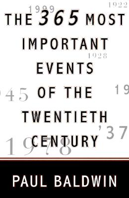 Image for The 365 Most Important Events of the 20th Century