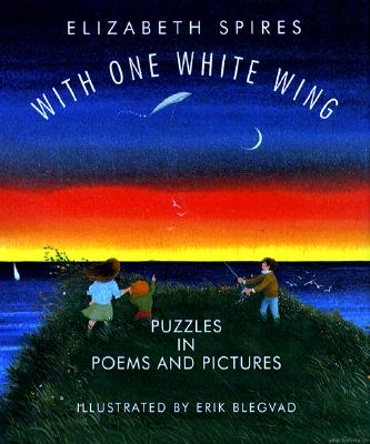 Image for WITH ONE WHITE WING