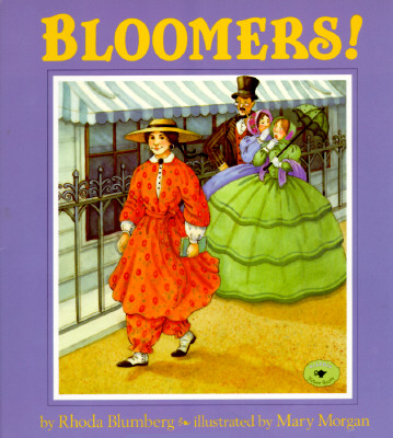 Image for Bloomers! (Aladdin Picture Books)